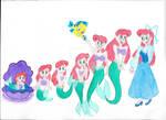 Ariel's timeline