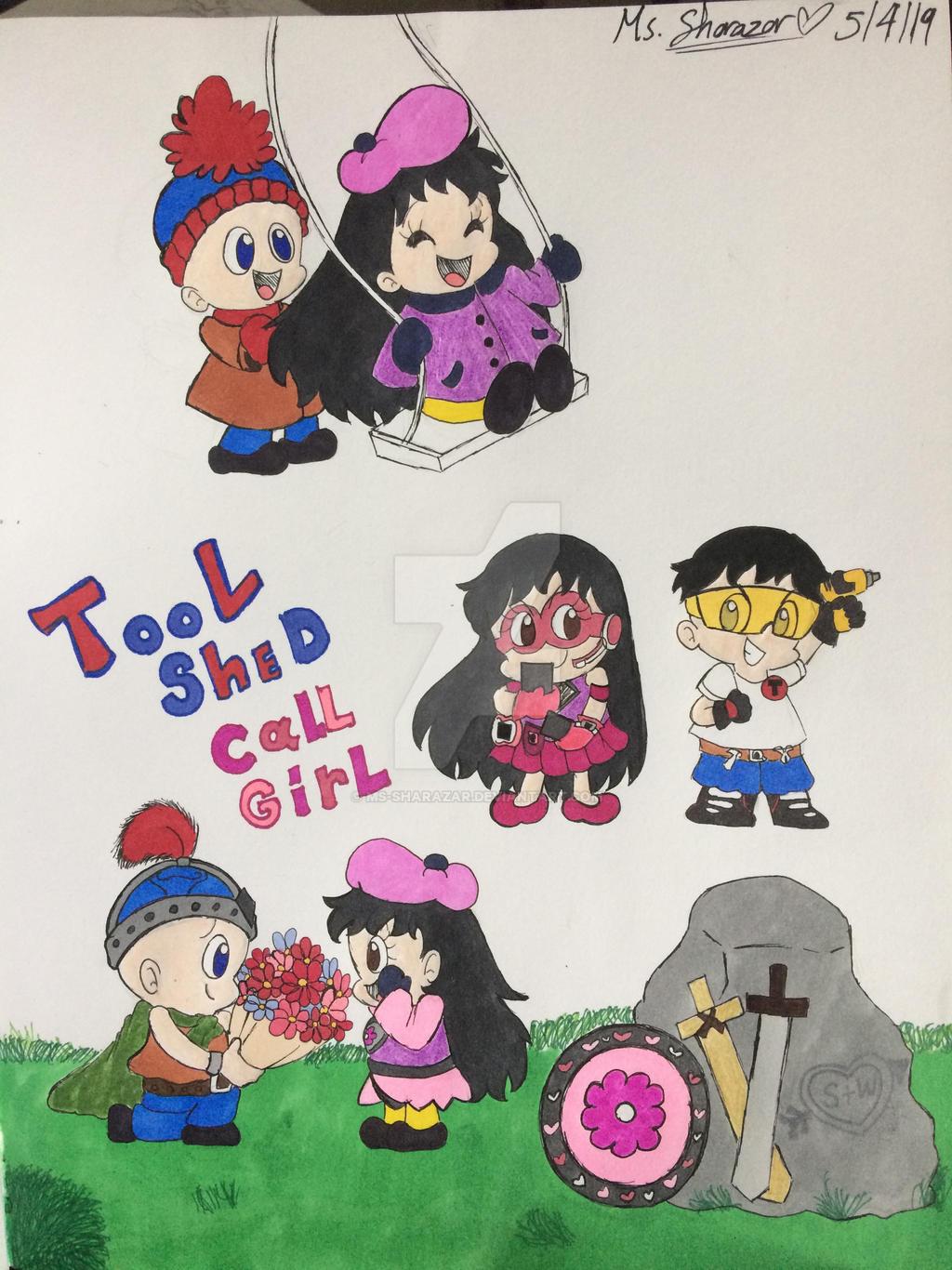 South Park Stan ja Wendy alkaa dating