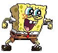 Spongebob by nomoreheroes2012