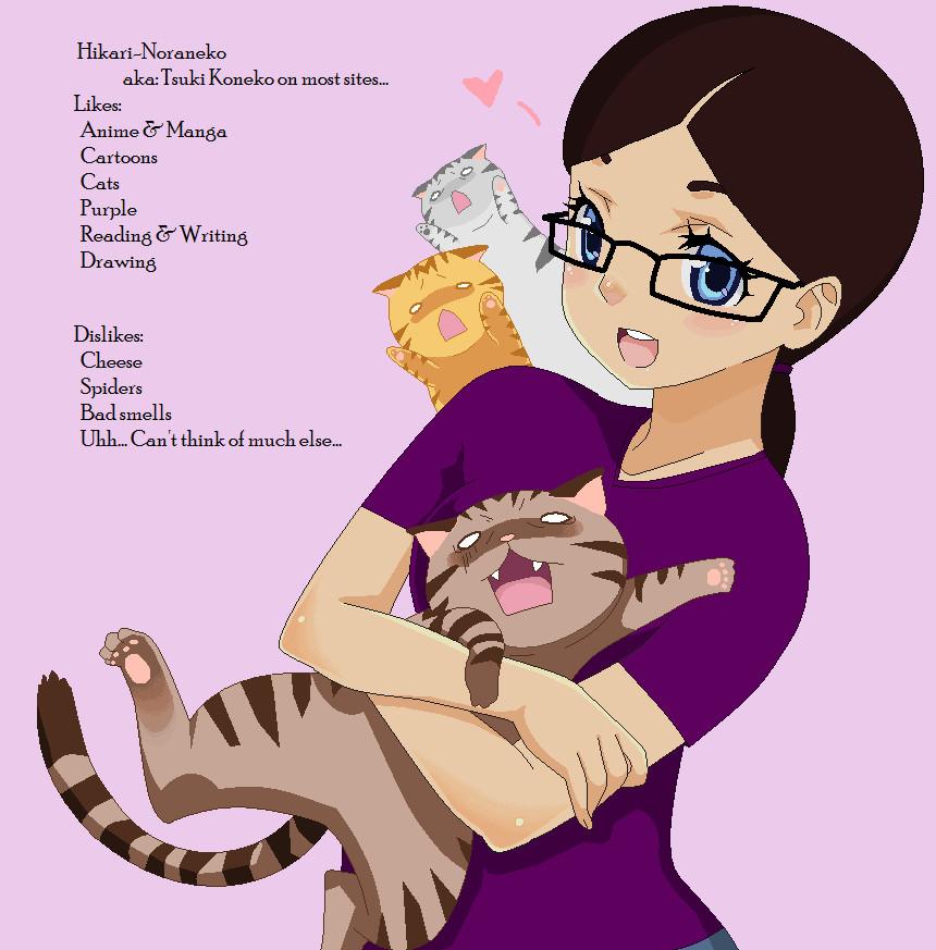 Hikari-Noraneko's Profile Picture