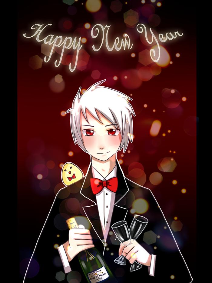 frohes neues Jahr! by Mimiiz