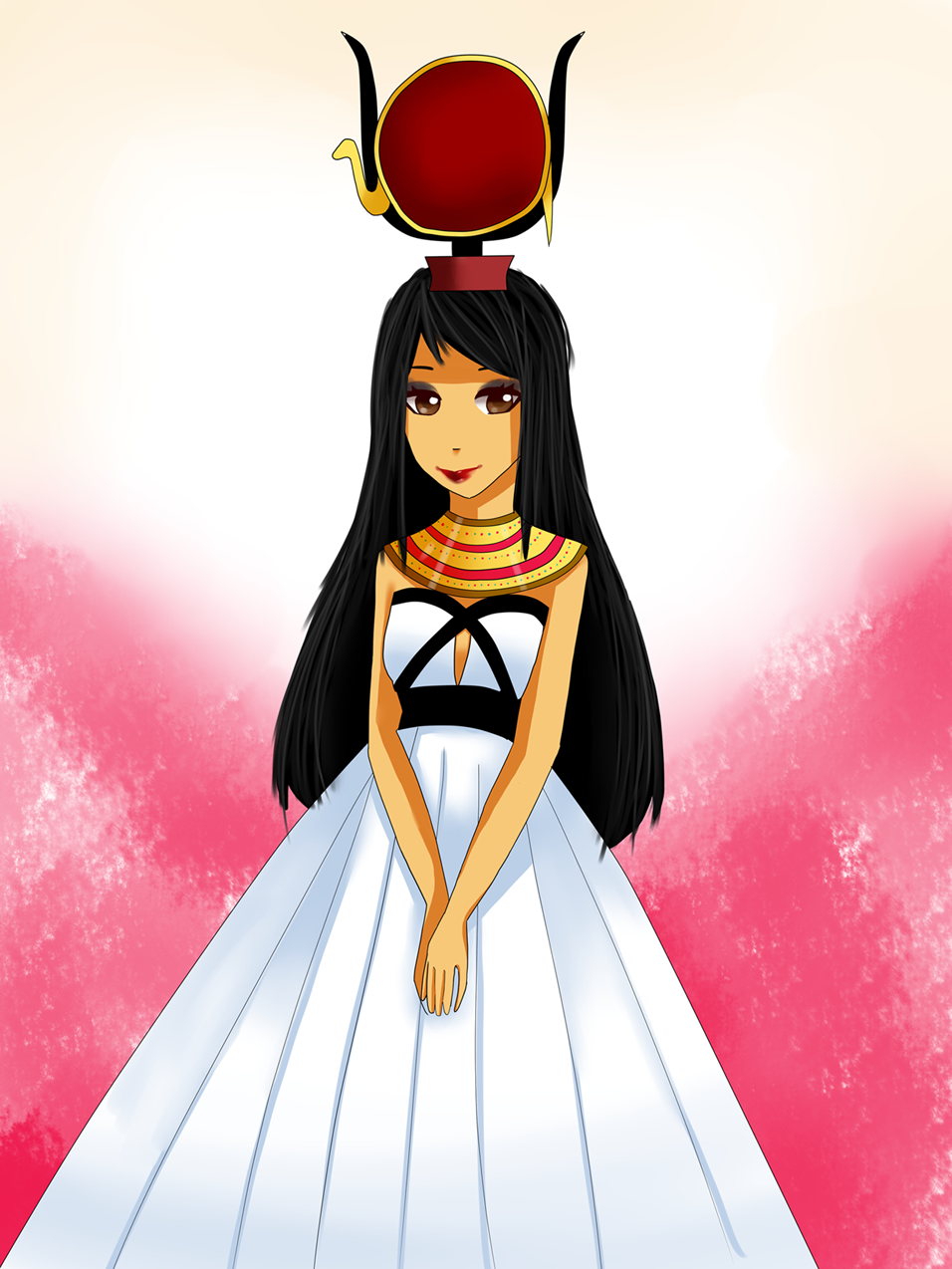 Hathor by Mimiiz