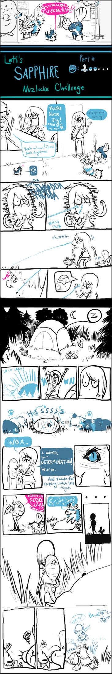 Sapphire: Part 8 by wucheydi