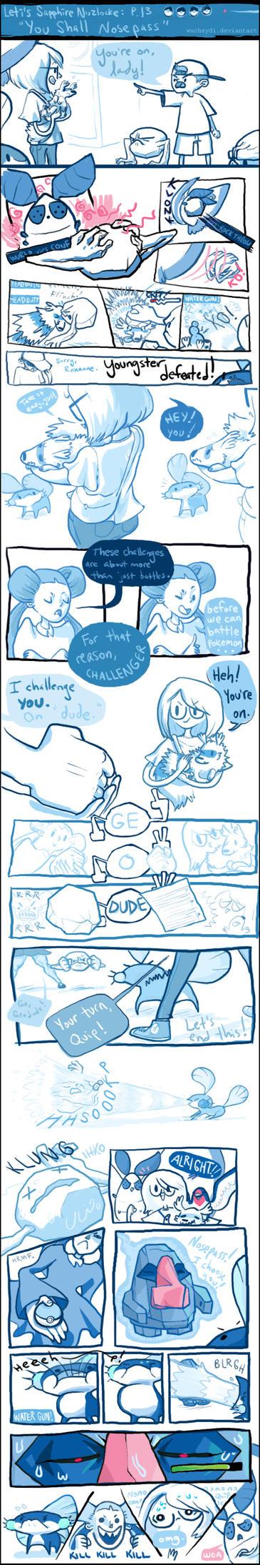 Sapphire: Part 13 by wucheydi