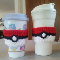 Pokemon Cup Cozies