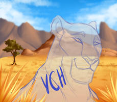 YCH [ONE SLOT LEFT!!]