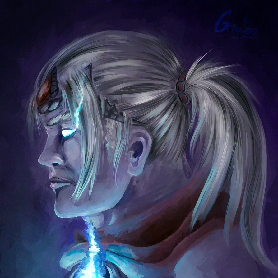 THE CORRUPTED WARDEN (Varus) by Gengalery
