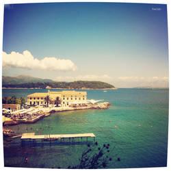Corfu..