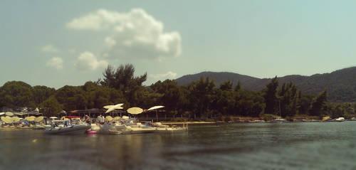 Vourvourou, Chalkidiki/Greece coast :)