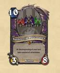 Hearthstone Dreadlords Nathrezim Potentates Card