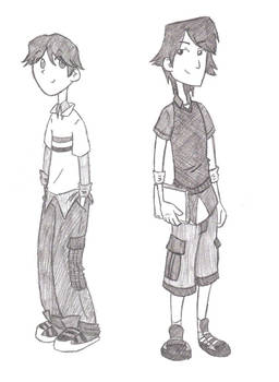TDI: Cody and Noah