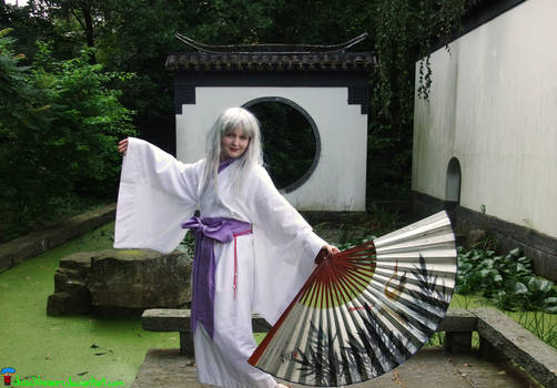 Shizuka Hio Cosplay