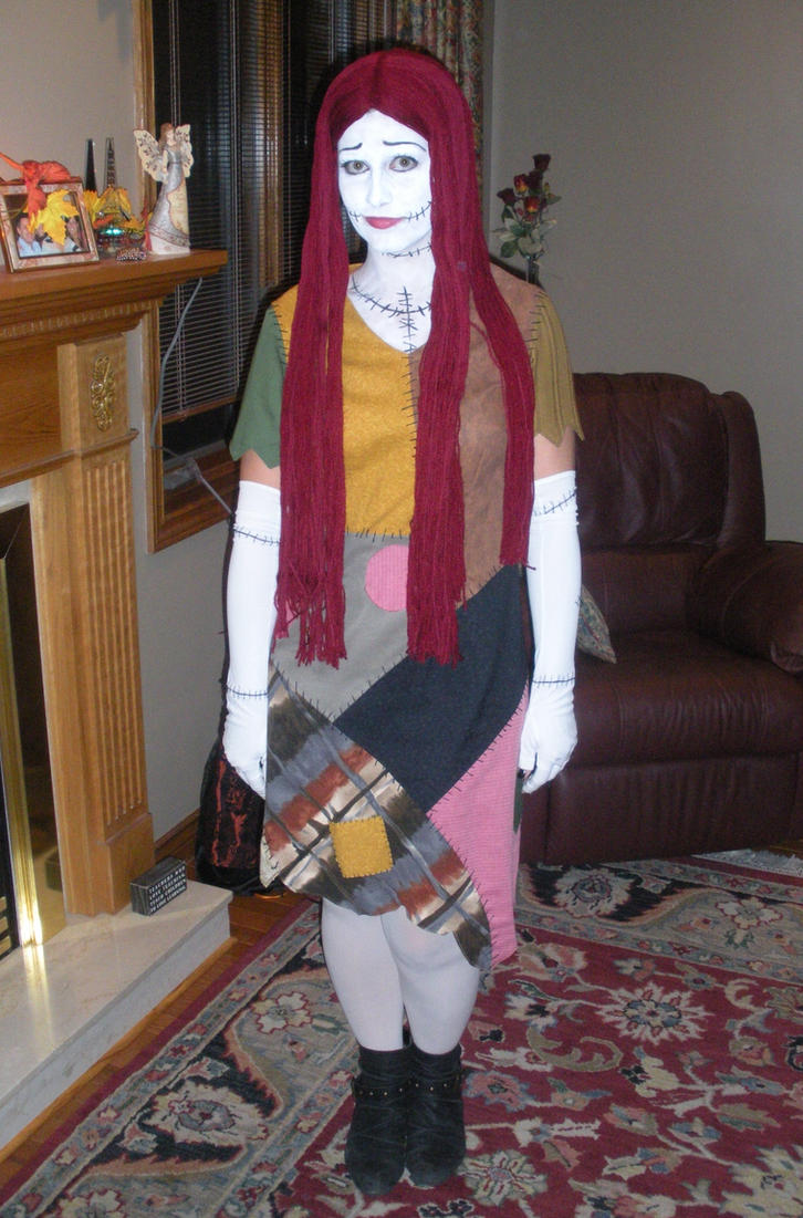 Pictures of The Nightmare Before Christmas Sally Cosplay - kidskunst ...