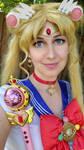 Sailor Moon Cosplay by PiixXxiiE