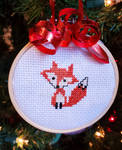 Fox Cross-Stitch