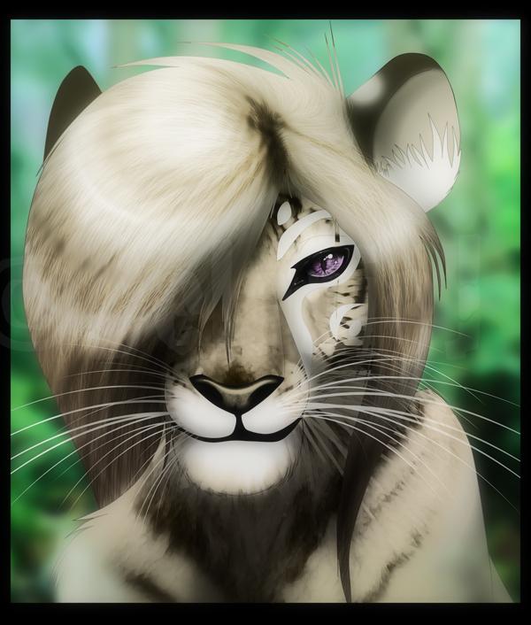 Jungle Cat by LanieJ