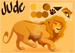 Jude Character Sheet