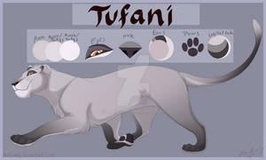 Tufani Character Sheet