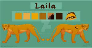 Laila Character Sheet