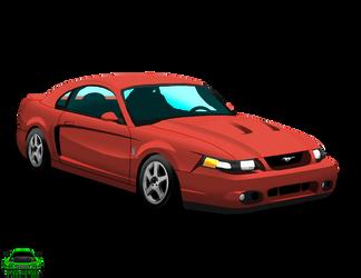 03 Ford Mustang SVT Cobra