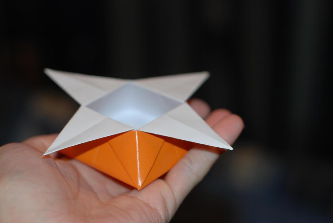 Origami Star Box by BakaHentai90 on DeviantArt - photo#20