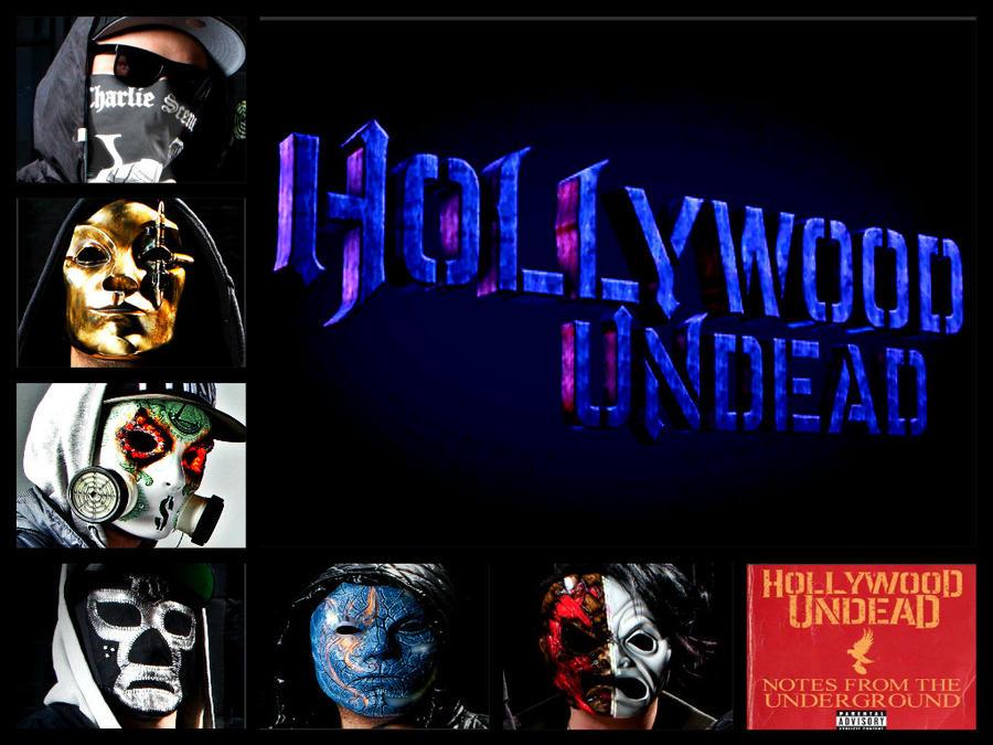 Скачать песни hollywood undead на телефон