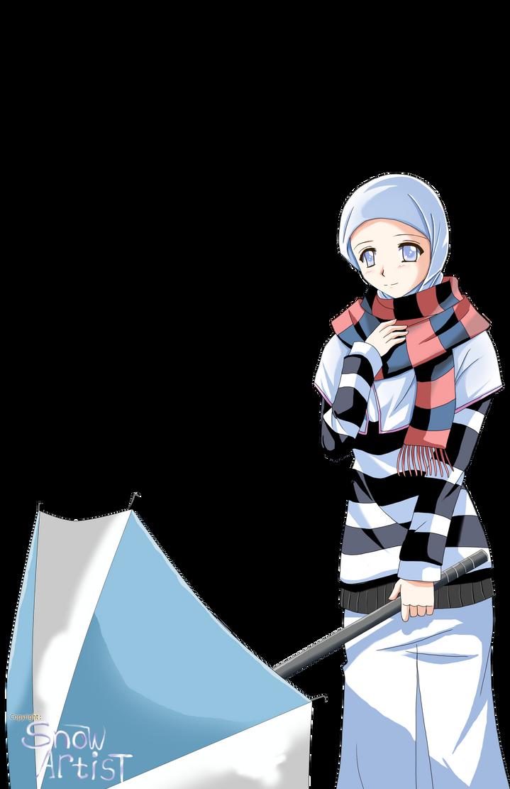 Muslim Anime by Hishnul on DeviantArt