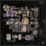 Sunless Citadel Fortress Level