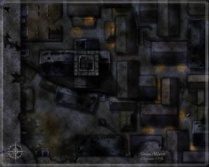 Old City Alleyways