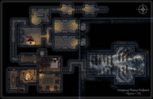Cult Hideout by FoundryAtropos