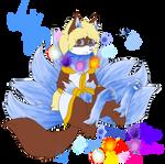 Ashlynn full kitsune