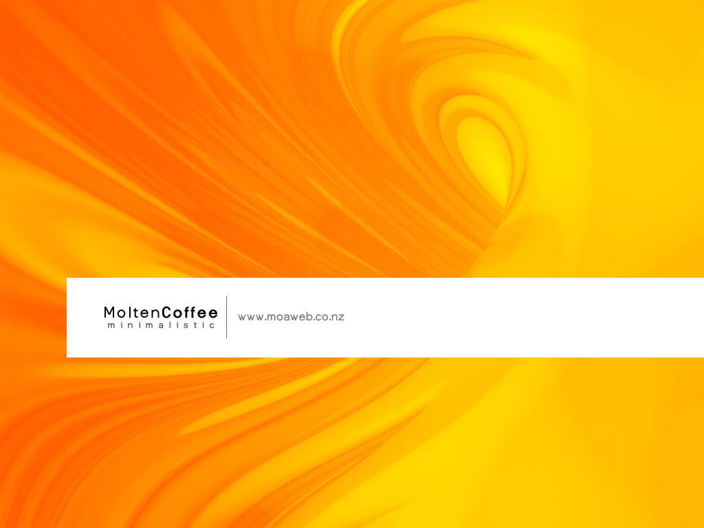 MoltenCoffee - Minimalistic by sumopiggy