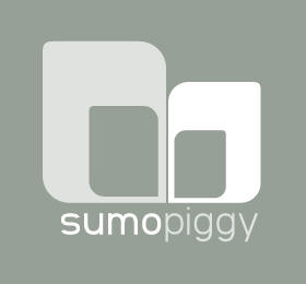 sumopiggy logo by sumopiggy