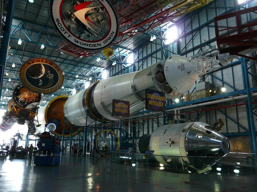 Saturn V Rocket by PandaTJ on DeviantArt