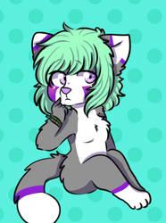 Cutie kitty by PandaTJ