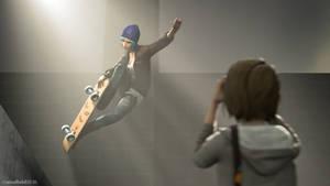 Skater Chloe Price by nicefieldSFM