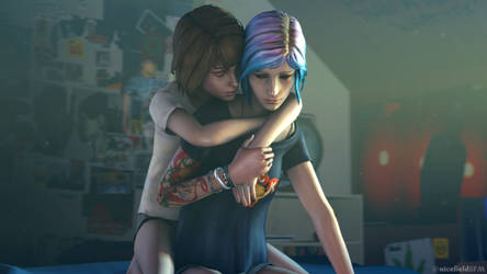 You are my everything, Chloe by nicefieldSFM