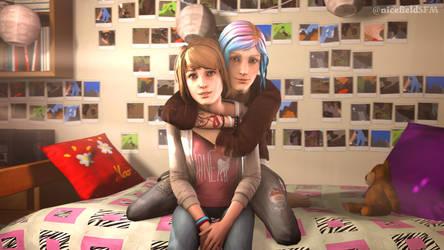 Life is Strange Pricefield hug