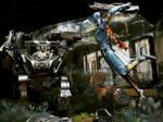 Avatar Showcase // Last fight // by JasonMomoaandMadaArt