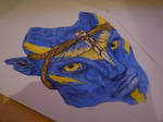 Tsutey te Rongloa by JasonMomoaandMadaArt