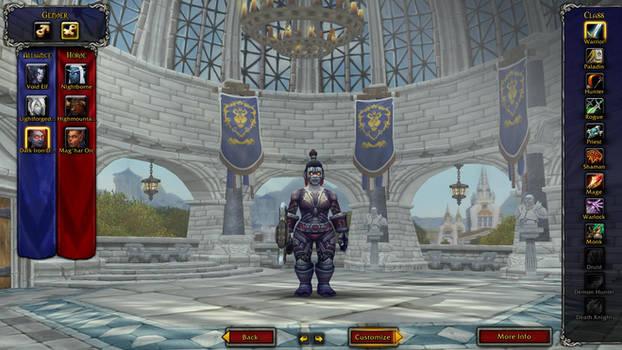 Dark Iron Dwarf Female
