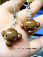 monkey charm by DahaeChun