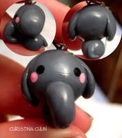 elephant charm by DahaeChun