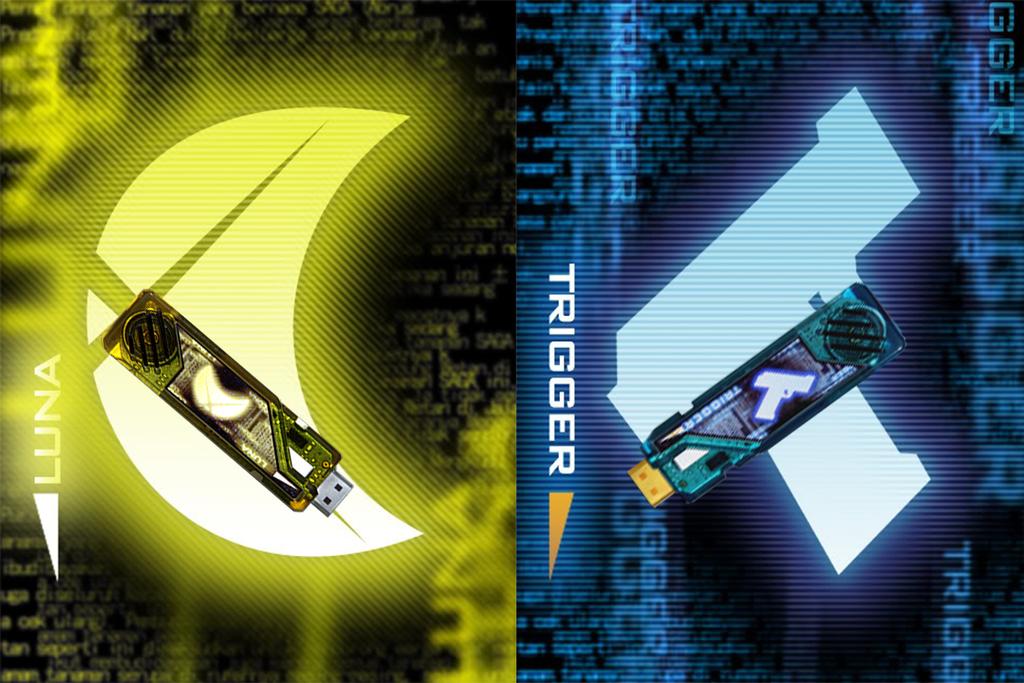 Kamen rider Luna Trigger back ground by Darkussdude3901