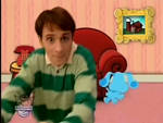 Blue's Clues (1997) with original picture frame