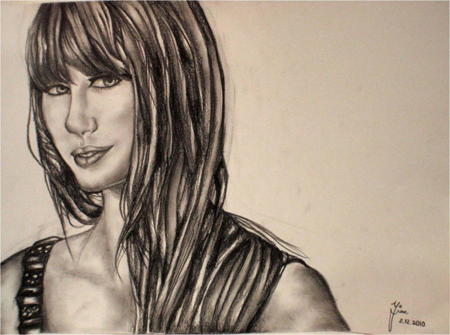 taylor swift drawing. Drawing Of Taylor Swift,