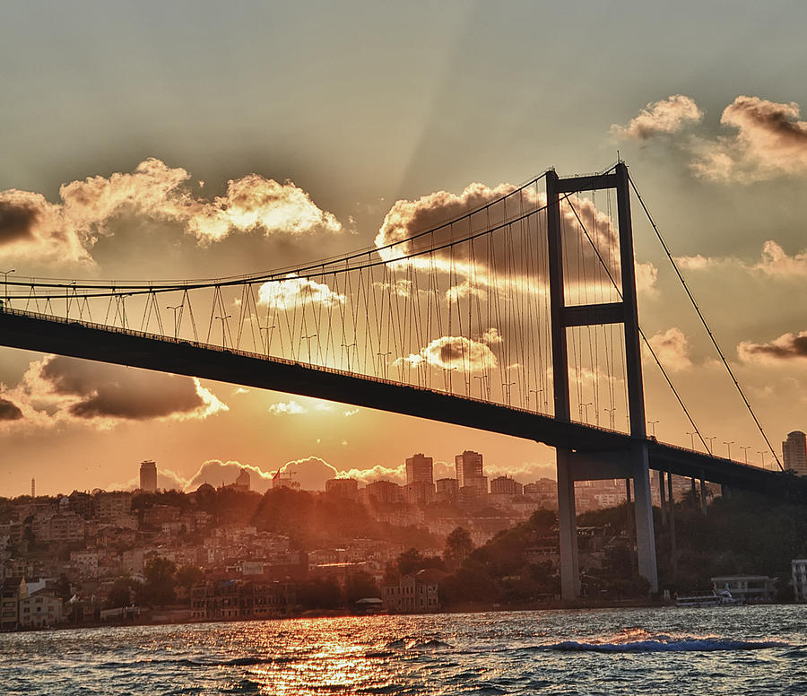 Bosphorus Bridge by ozgurayhan on DeviantArt