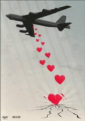 war is love, love is war