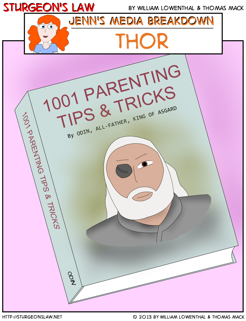 Odin Parenting Tips by Foodgiver