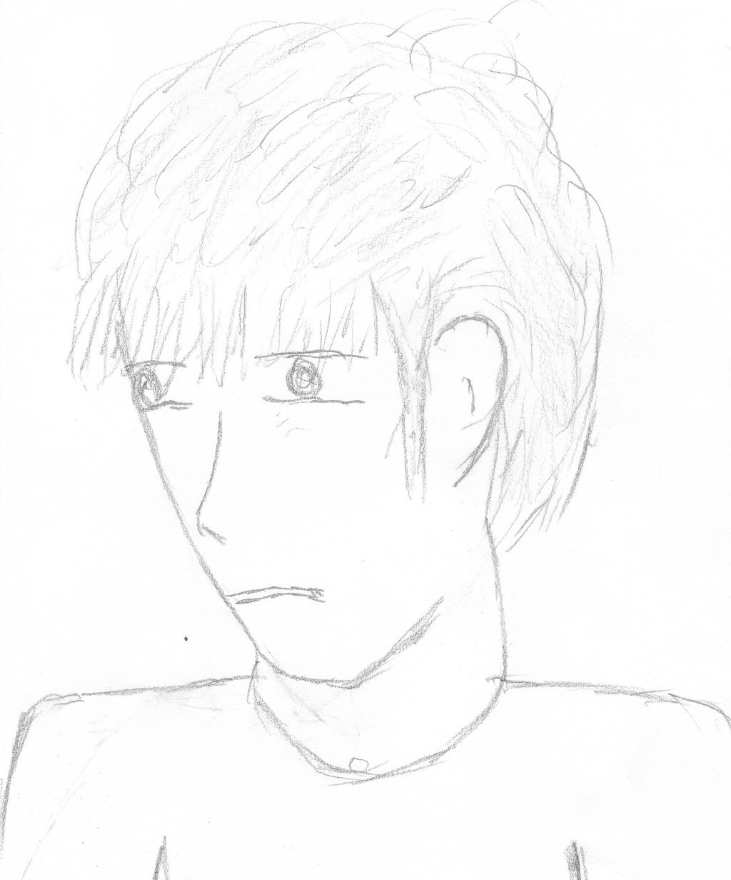 Some guy sketch by Foodgiver